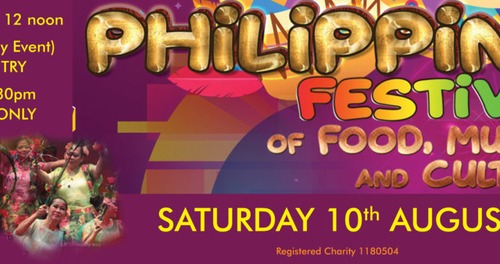 Philippine Festival going ahead in spite of weather