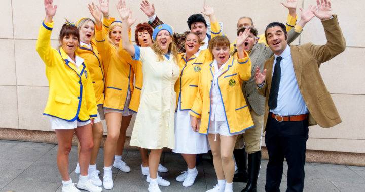 Hi-De-Hi cast perform at Bouverie Place Saturday 17th August 2019